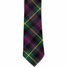 100% Wool Traditional Tartan Neck Tie - Farquharson