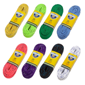 Howies-Waxed-Ice-Hockey-Skate-Laces-Skating-Inline-Roller-All-Sizes-amp-Colours