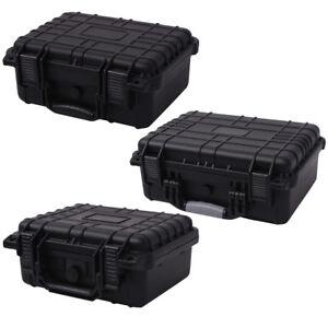 vidaXL-Plastic-Hard-Travel-Carry-Storage-Case-Camera-Protector-Multi-Sizes