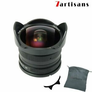 7artisans-7-5mm-f2-8-Manual-Lens-for-Fujifilm-XF-X-A3-X-A10-X-E2-X-T2-FX-Mount