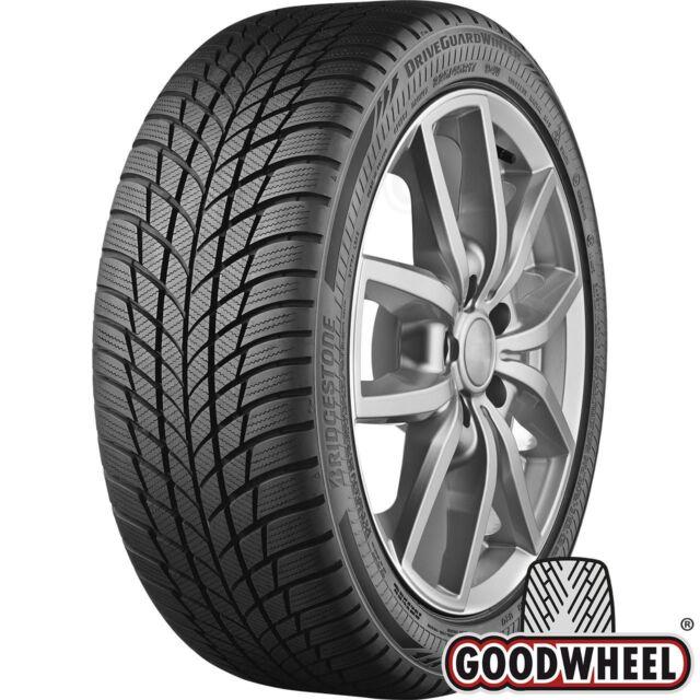 1x Winterreifen Bridgestone Driveguard Winter 225/45R17 94V XL RFT DOT16