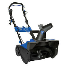 'Snow Joe Ultra 21 Inch 15 Amp Electric Snow Thrower with 4 Blade Auger & Light' from the web at 'https://i.ebayimg.com/images/g/bSMAAOSwc-tY2QlU/s-l225.jpg'