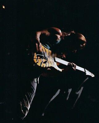 Signed Autographed 8x10 Photo G1 Coa Fine Gfa Dokken Guitarist Geroge Lynch