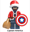 Super-Heroes-Avengers-Captain-Mini-Figures-Building-Block-Toy-for-Fans-Xmas-Gift thumbnail 6