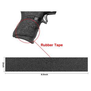 Gun Grips Rubber Sheet 8 5 Quot X2 Quot Rubber Grip Tape For Guns