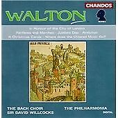 1 of 1 - Walton: In Honour of the City of London / Fanfares and Marches / Jubliate Deo /