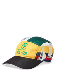 2acd3fdbeb7 Image is loading POLO-RALPH-LAUREN-CP-93-Limited-Edition-Cap-