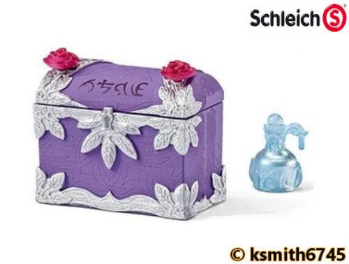 Schleich Bayala FAIRY SPELL SET plastic toy fantasy magic chest bottle  NEW