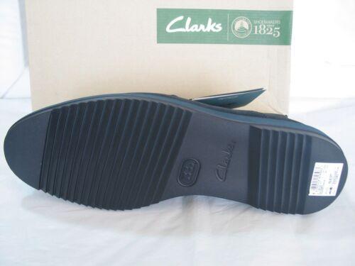 Suede Blue Mid Unido botines de Mens Reino tobillo Clarks Kenley 10 tamaños G qIHOt
