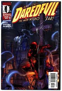DAREDEVIL-Vol-2-3-F-Signed-by-Joe-Quesada-amp-Jimmy-Palmiotti-Marvel-1999