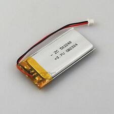 3.7V 600 mAh Li-polymer Rechargeable Battery LI-PO 502248 for Bluetooth Speaker