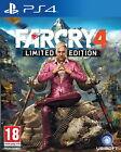 Far Cry 4 - Limited Edition (PlayStation 4, 2014)