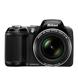 Nikon COOLPIX L810 16 1MP Digital Camera Black