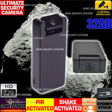 Home Wireless Security Video Camera 32GB HD Mini Surveillance No SPY hidden