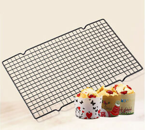 2pc-10-by-16-inch-Nonstick-Wire-Cookie-Cooling-Rack-for-Baking-Oven-Safe-Steel