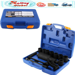 Auto-Car-Truck-Torque-Multiplier-RV-Lug-Nut-Wrench-Remover-Labor-Saving-with-Box
