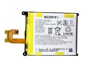 Original-Sony-Xperia-Z2-Akku-Handy-Accu-Batterie-Battery-Neu