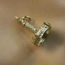 9ct gold new  bonnie prince charlies monument charm