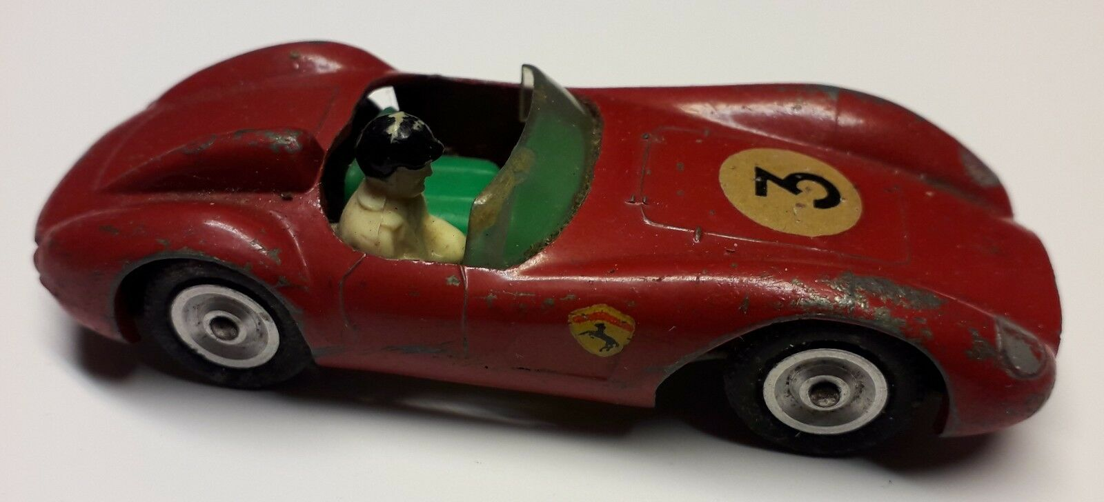 SOLIDO Made in France 1 43 - FERRARI TYPE 500 TRC