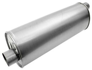 Exhaust Muffler-Quiet-Flow SS Muffler Walker 21683