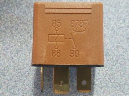12 Volt Bosch Fuel Pump Relay 0332019151 1259925 for Volvo /& more