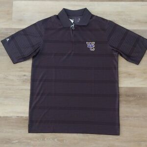 NWT-ANTIGUA-Men-039-s-Logo-Golf-Polo-Shirt-Size-M