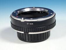 Zwischenring Extension Tube 21mm für Minolta MC bague allonge - (203113)