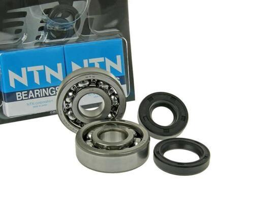 Aprilia MX50 AM6 Mains Crank Bearings and Seals