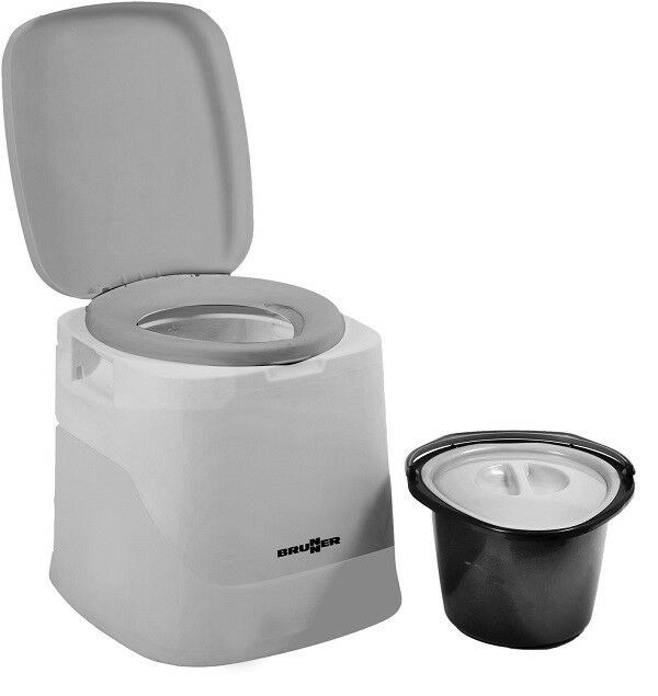 Brunner Toilette WC portatile sec o Toilette  mica toilette Optiloo
