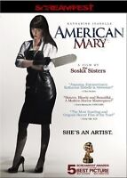 American Mary Movie, Factory Sealed, New, Free Shipping