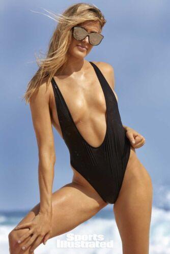 EUGENIE BOUCHARD F 2018 Sports Illustrated SI Swimsuit Bikini Model Various
