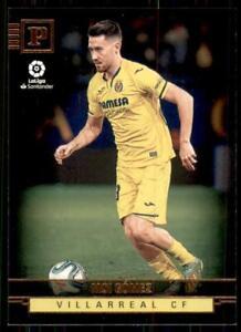 2019-20 Chronicles Soccer Panini Base #392 Moi Gomez - Villarreal CF