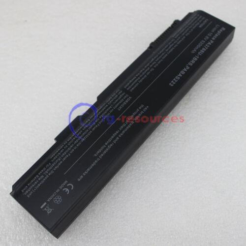 BATTERIA per Laptop Toshiba Tecra A11 M11 S11 PA3788U-1BRS PA3787U-1BRS PA3786U-1BRS