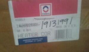 GM-OEM-Heater-Core-19131991