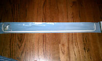 Mainstays Heavy Duty Curtain Rod White Brand In Package 28x46w 2clearance