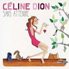 DION CELINE -SANS ATTENDRE  - CD NUOVO