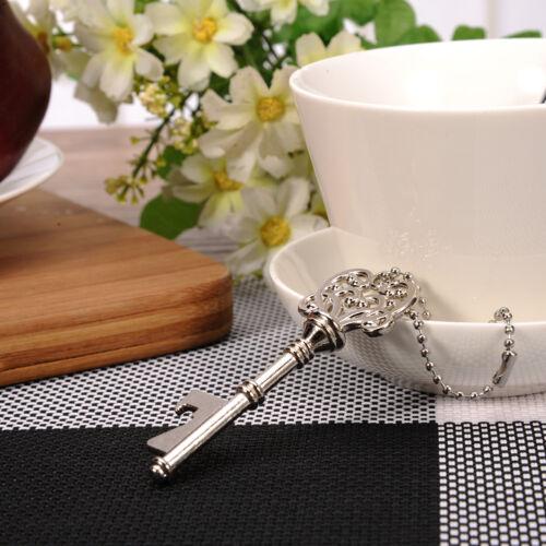 Portable Vintage Metall Keychain Bier Flaschenöffner Schlüsselanhänger Werkzeuge