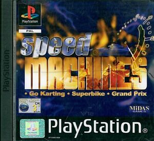 Speed-Machines-Sony-Playstation-1-PS1-3-Racing-Game
