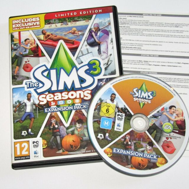 The sims 3: seasons limited edition pc brand new $67. 46 | picclick.