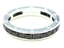 THOMAS SABO Sterling Silber Damen Ring Zirkonia schwarz Gr.56 TR1773-051-11 NEU!
