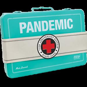 mejor calidad mejor precio Pandemia 10th Aniversario Caja Caja Caja Tablero Juego  protección post-venta