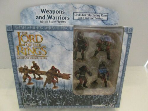 LOTR Armies of Middle Earth ~ Uruk-hai Battering Ram ~ NEW