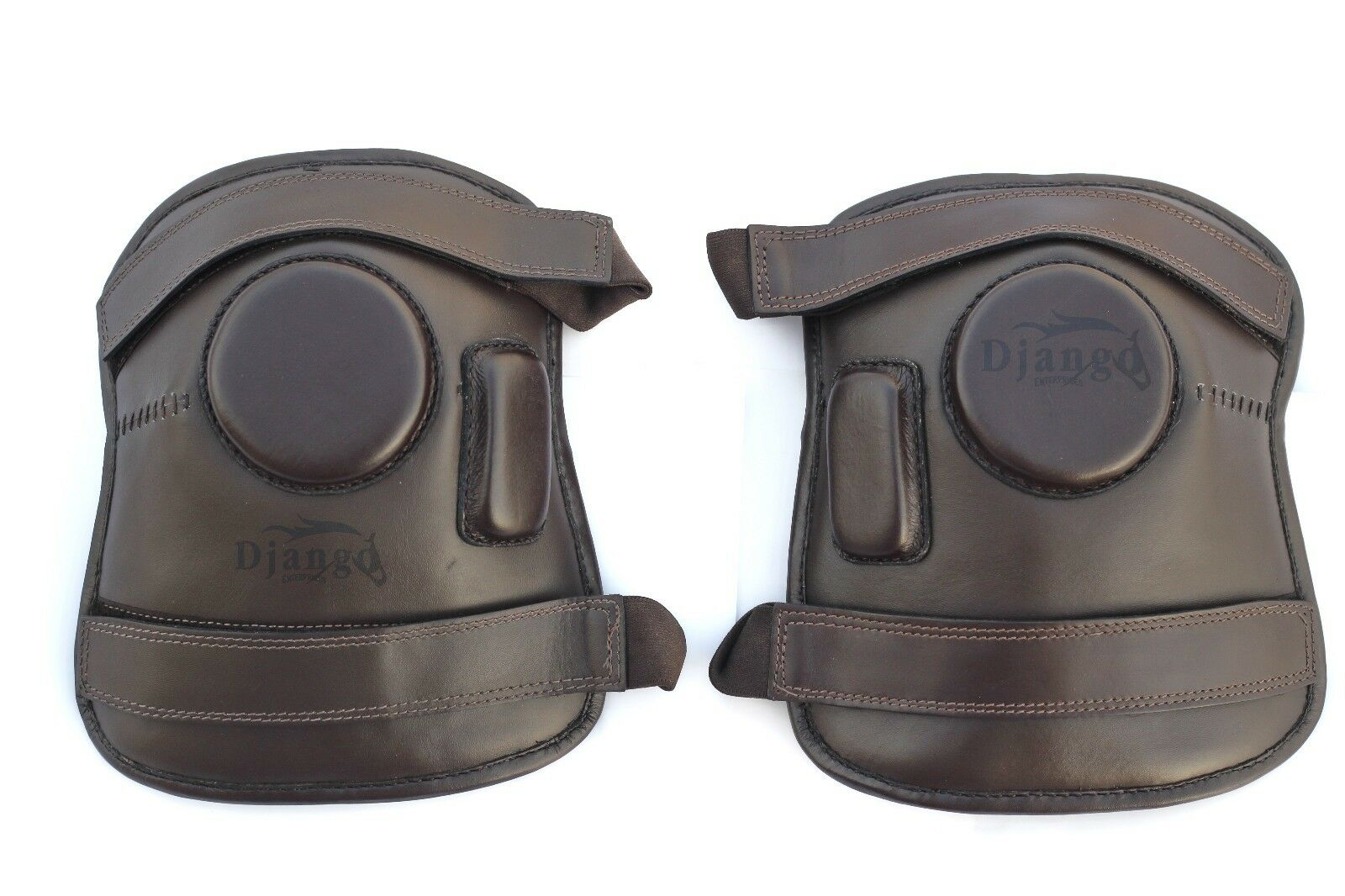 2  Strap Polo & Ridding Knee Guards made of Leather for Ladies & Kids 8 to 16 YR  save up to 70%