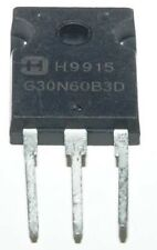 HARRIS G30N60B3D TO-3P 60A 600V UFS Series N-Channel