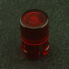 LED Lens 5mm Red (3 Pack)