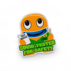 * selten * C-getestet peccy Pin