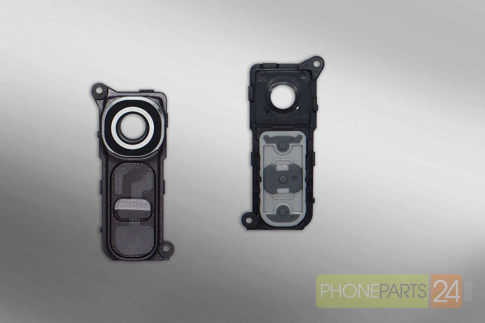LG G4 Kamera Glas Linse Camera Glass Lens mit Rahmen/Frame und Back ...