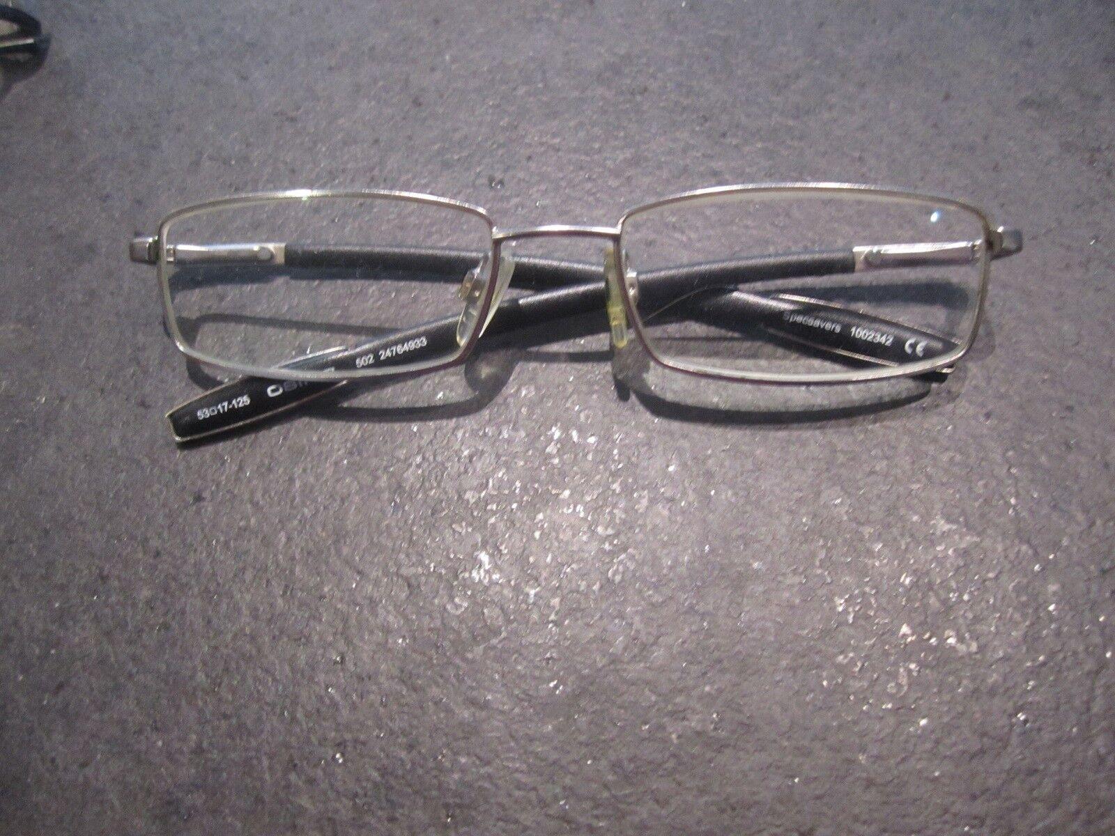 Briller, titanium, Louis Nielsen
