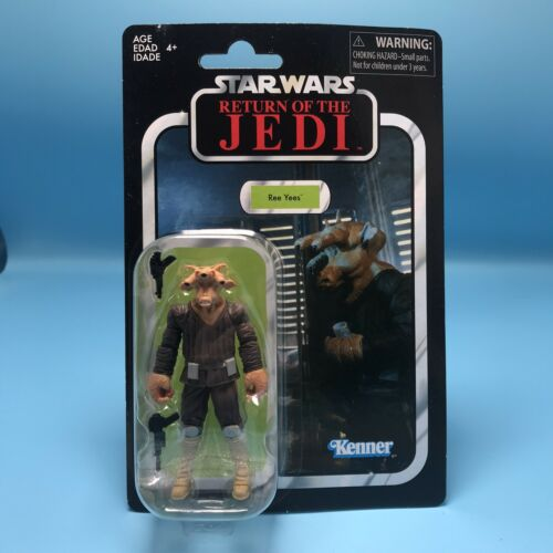 STAR WARS Collection Vintage ree yees de Jabbas Palace Set