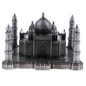 Home Office Desk Decor Taj Mahal Craft Statue Symbol of Love for Lovers Gift